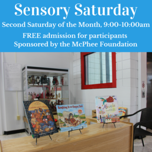 Sensory Saturday at Imagine Nation, A Museum Early Learning Center