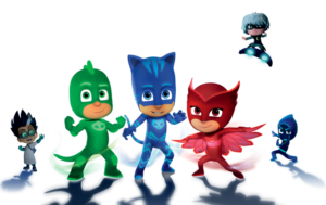PJ Masks LIVE! Time To Be A Hero One Day Only in CT