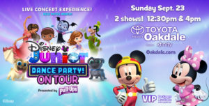 Disney Junior Party on Tour comes soon to Wallingford, CT