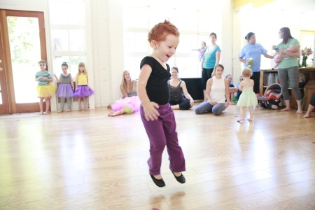 Word Play with Center Dance Studio