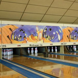 Summer Junior Bowling League