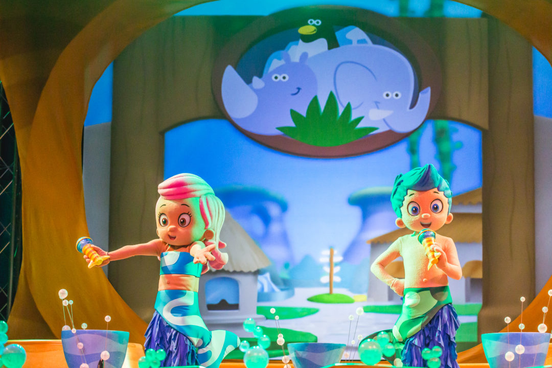 Bubble Guppies Live in CT One Show Only