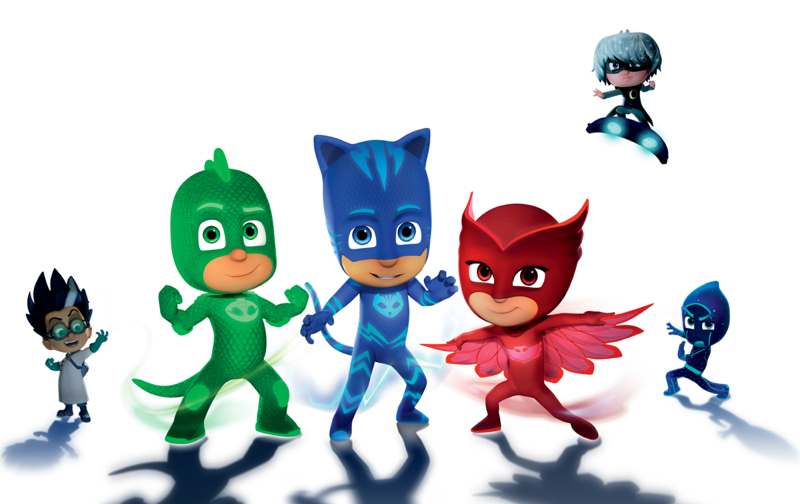 Pj Masks Live Time To Be A Hero One Day Only In Ct