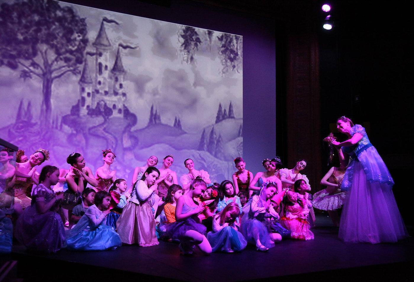 Ballerina Princess Party!