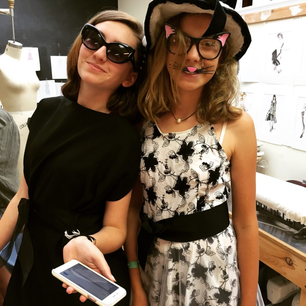 Little Black Dress Teens - Summer Fashion Camp 2018