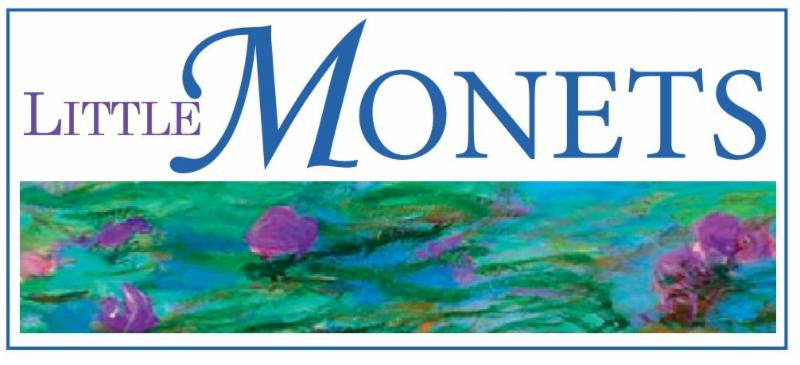 Little Monets Art Classes for PreSchoolers