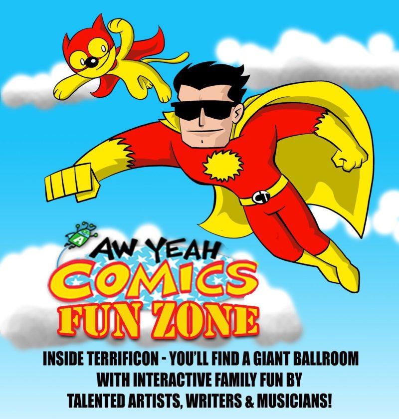 Connecticut's #1 Comic Con Terrificon