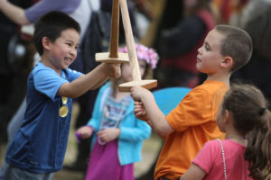 CT Renaissance Faire Returns for Kids of All Ages