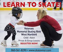 Learn to Skate Lessons Fall Session
