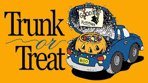 Trunk or Treat in CT 2018