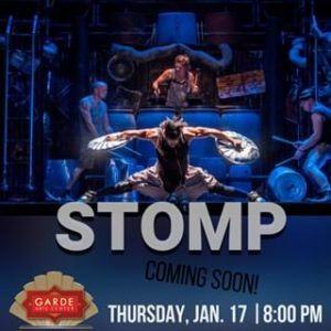 Night Out With Your Teen to the High-Energy STOMP Performance