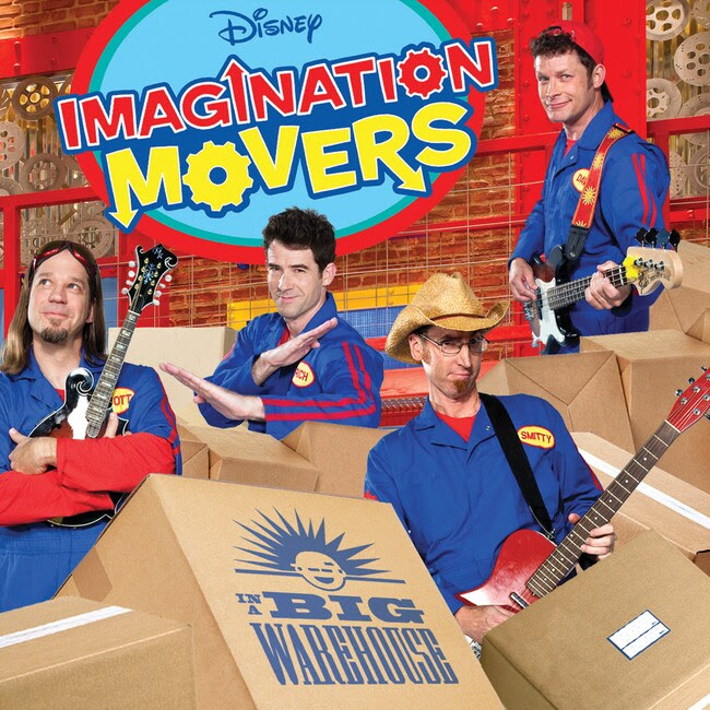 Win Tickets for Imagination Movers Hartford CT