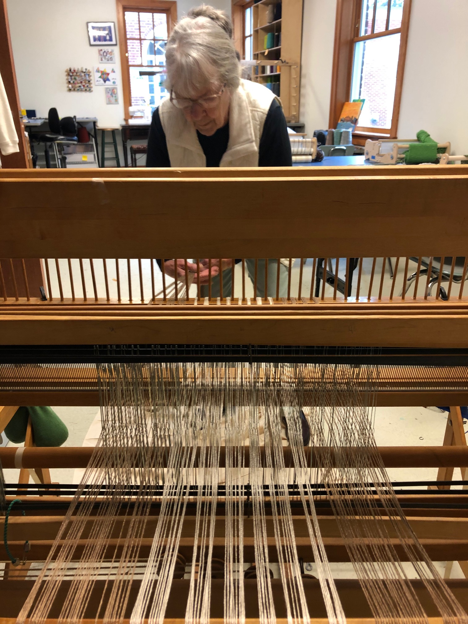 Southington Arts Center Weaving