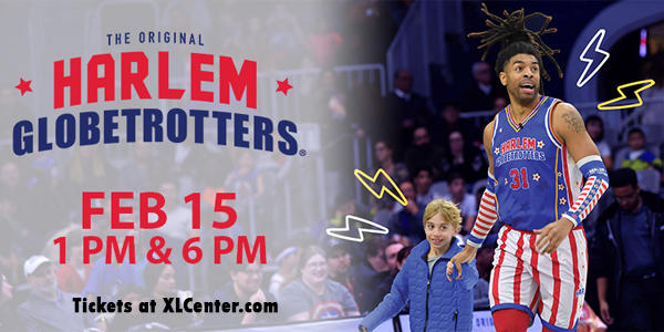 Win Tickets for Harlem Globetrotters this Weekend