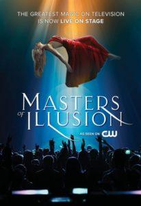 Ridgefield Playhouse Masters-of-Illusion