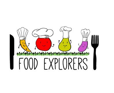 Food Explorers Online: Zucchini Chips & Honey Mustard