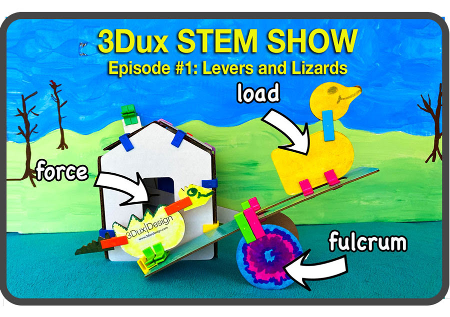 The 3DUX STEM Show