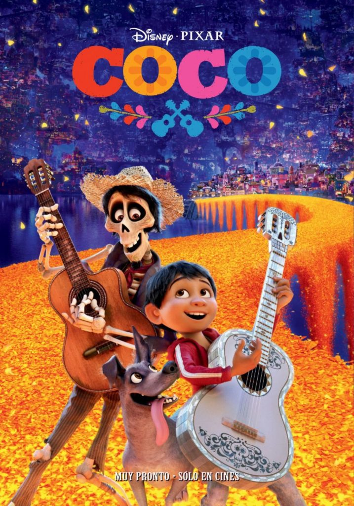 Coco Film by Disney and Pixar