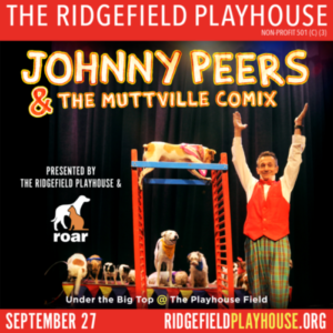 Johnny Peers & The Muttville Comix Ridgefield Playhouse CT