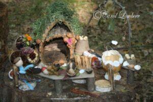 Fairy Villages Nature's Open House Farmington Connecticut
