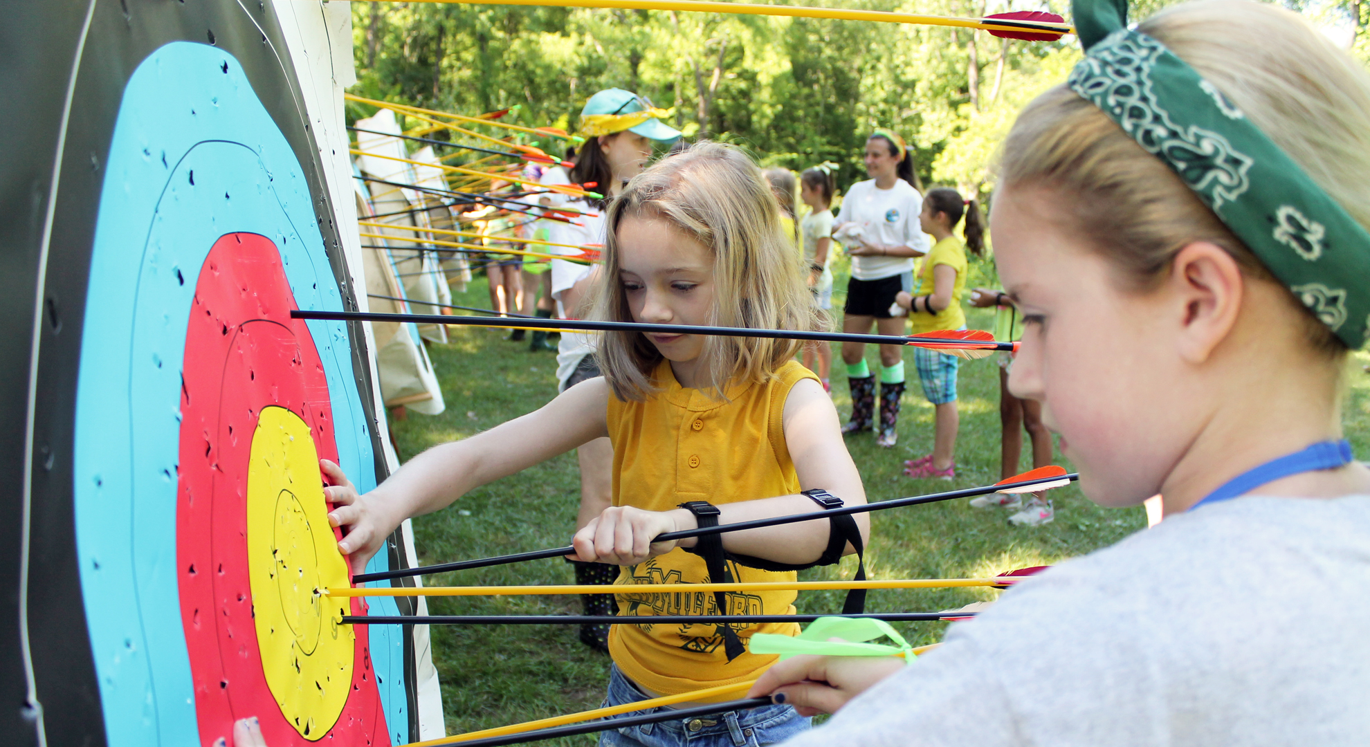 Clatter Valley Day Camp