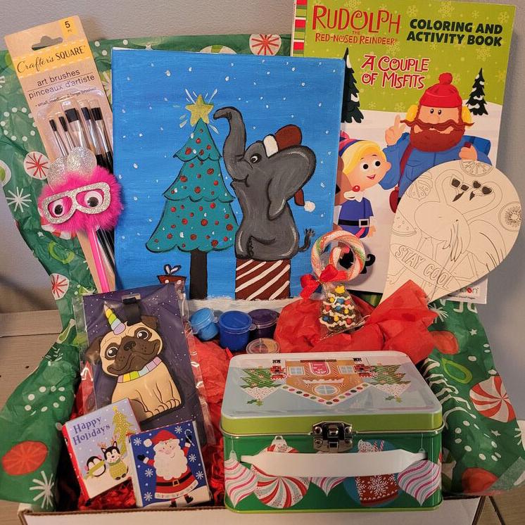 Krafty Kids Kits by Eventful Design Studio