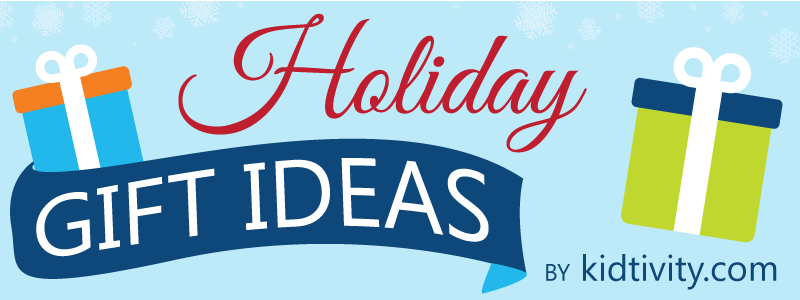 Kidtivity Holiday Gift Ideas