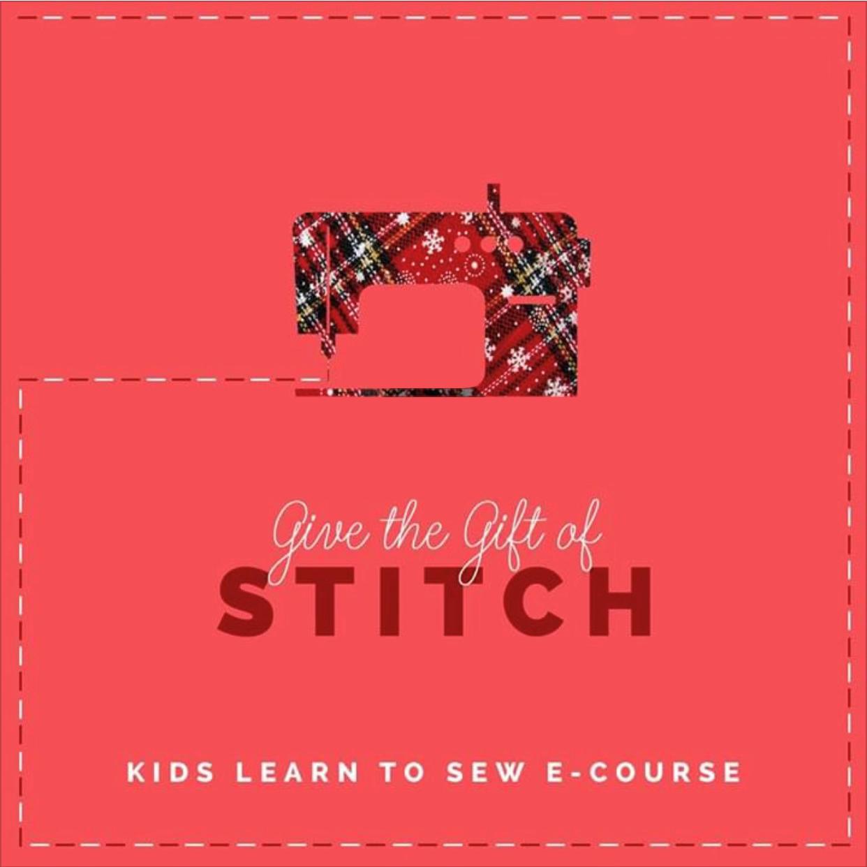 Hartford Stitch Online Class