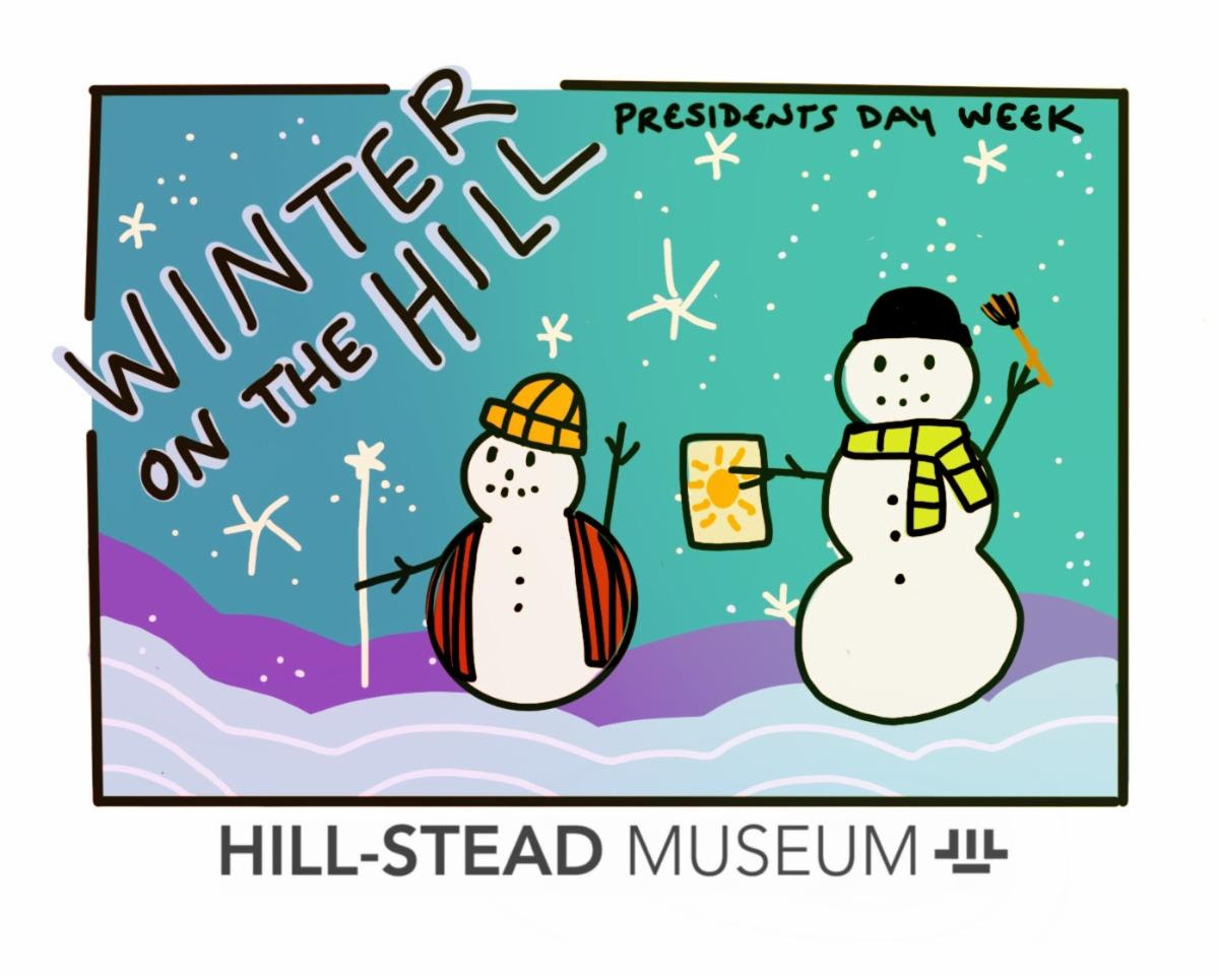 Hill-Stead Museum Winter on the Hill
