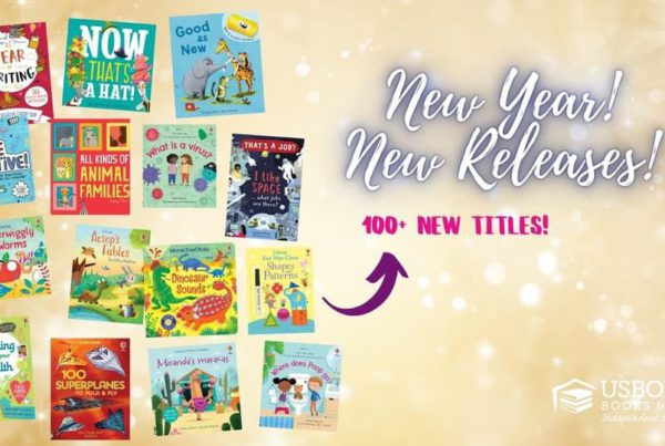 Usborne Books New Year New Releases