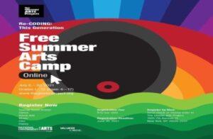 Virtual Kids Summer Camp Online