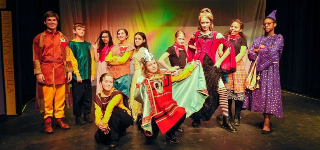 Oddfellows Playhouse Youth TheaterMiddletown Connecticut