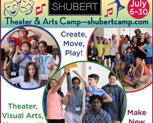 Shubert Theatre New Haven Connecticut