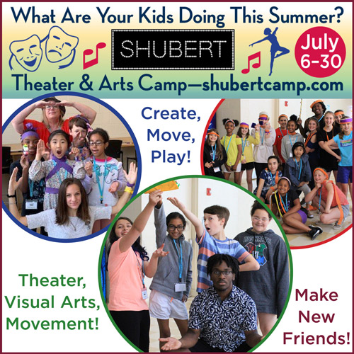 Theater & Arts Musical Camp